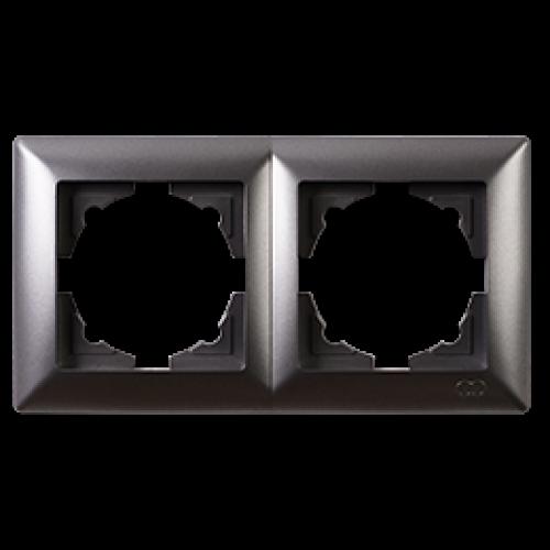 Рамка*2 дымка  Gunsan Visage (01281700-000141)