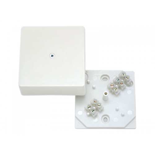 Коробка разветвительная для открытой установки с клеммником Hegel     (КРК2702)